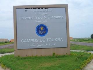 Tchad: une émeute éclate sur le campus universitaire de Toukra lors d'une visite du ministre de l'Enseignement supérieur Mackaye Hassane Taisso
