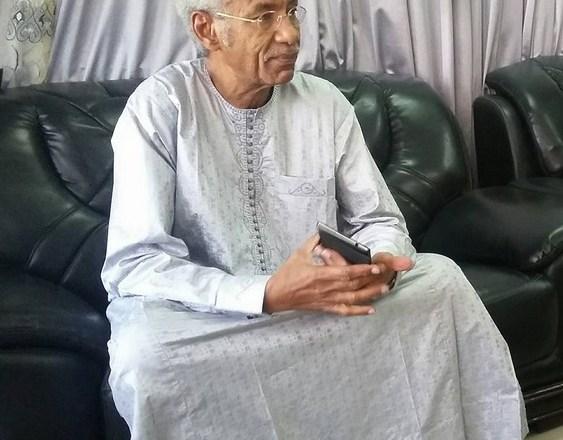 Amine Abba Sidick nommé ambassadeur extraordinaire et plénipotentiaire de la République du Tchad auprès de la République française