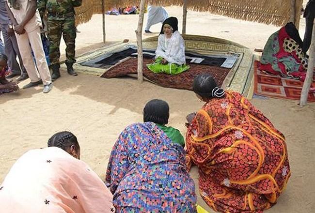 Sultane Hinda vs Sultan Idriss au Tchad: Hinda Déby profite de la SENAFET à Massenya pour s'introniser «Maguira Kogori Mbang» du Baguirmi !