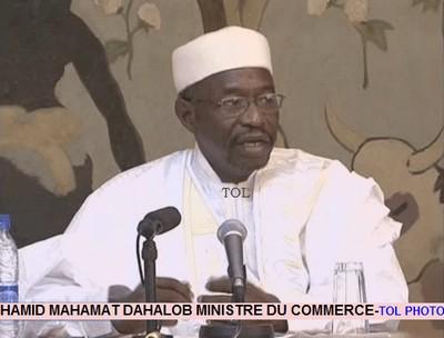 Limogeage de deux ministres au Tchad: Hamid Mahamat Dahalob dit qu'il n'a rien volé