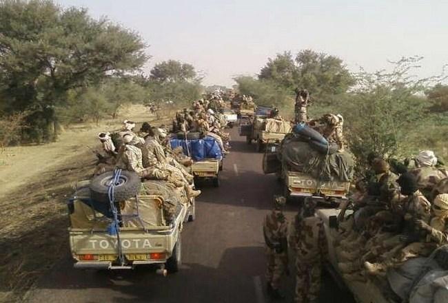 En retirant ses troupes du Niger, Idriss Déby vise un double objectif: faire un chantage à la sécurité et exploiter l'or du Tibesti coûte que coûte
