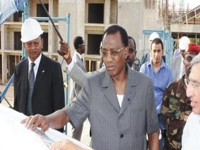 Tchad: Idriss Déby dissout la Direction Générale des Grands Travaux et des Projets Présidentiels sans aucun audit