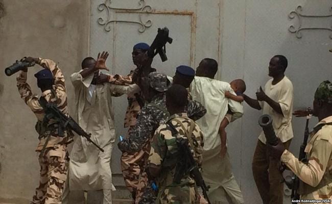 Au Tchad, plusieurs blessés au cours des affrontements ce lundi entre des élèves et les policiers