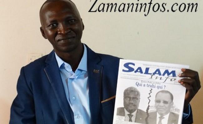 Au Tchad, trois ans de prison ferme pour le journaliste Inoua Martin Doulguet, procès «politique» selon RSF
