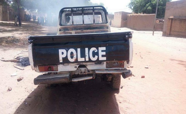 Violents affrontements entre lycéens et forces de l'ordre à Am-Timan: un élève tué par balle, commissariat incendié et les armes emportées !