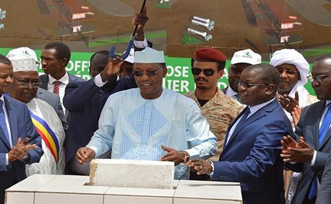 Tchad: lancement des travaux de construction d'un important dépôt pétrolier à Djarmaya