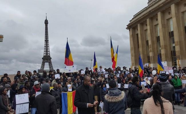 Appel à une marche à Paris contre le passage en force pour l'adoption d'une nouvelle constitution au Tchad