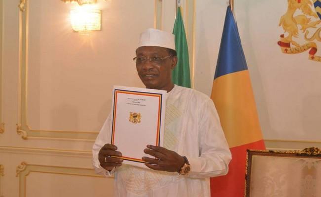 Au Tchad, l'article 105 vole en éclats cinq jours après la promulgation de la nouvelle constitution