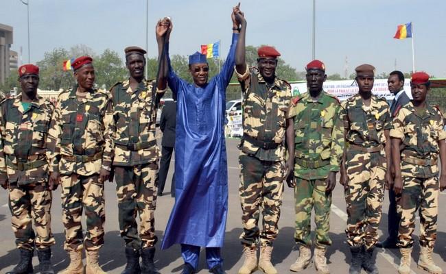 Tchad: Idriss Déby, un Général qui banalise le grade de Général dans l'armée