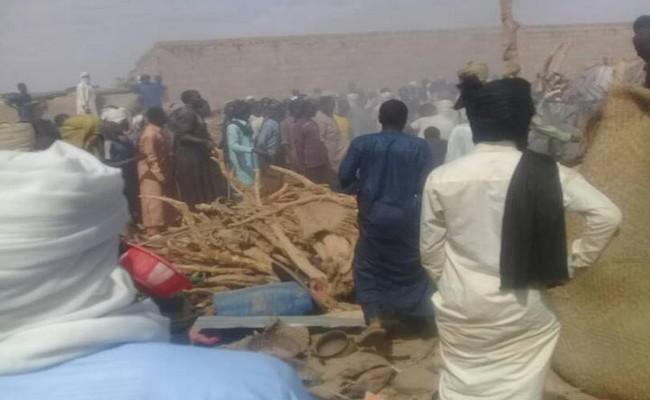 La guerre de l'or au Tchad: l'armée prise au piège à Miski et des troubles à Zouar