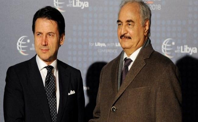 Présent à Palerme, Khalifa Haftar boycotte la conférence sur la Libye
