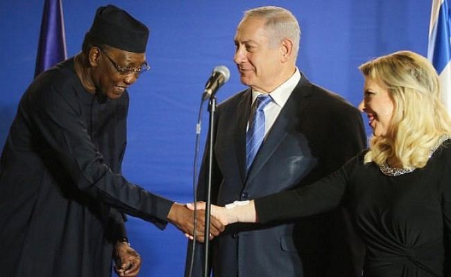 Le Premier ministre israélien Netanyahu  attendu dimanche à N'Djamena au Tchad