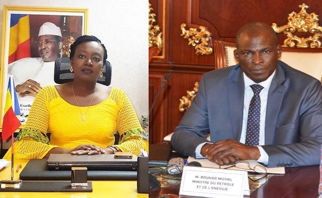 Dévalorisation et banalisation de la fonction de ministre au Tchad: pour le mois de décembre, Idriss Déby limoge Alixe Naimbaye et Boukar Michel