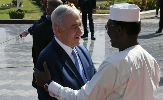 Tchad/Israël: pourquoi Netanyahu courtise-t-il Idriss Déby, au bilan démocratique épouvantable ?