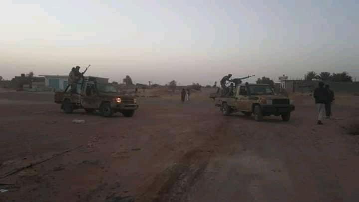 Libye: des violents affrontements ont eu lieu à Mourzouk entre les forces de Haftar et les combattants de la Force de Protection du Sud