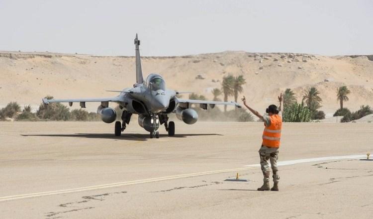 Tchad: arrivée de trois Rafale à N'Djaména pour renforcer les missions de reconnaissance de l'opération Barkhane