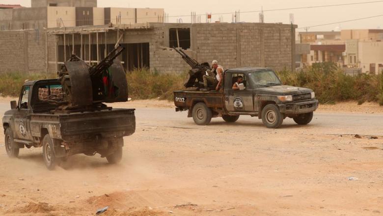 Dans l'ouest de la Libye, des anti-Haftar se battent contre un «nouveau Kadhafi»