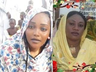Zenaba et Racky, deux jeunes femmes en première ligne de la marche contre la pénurie de gaz au Tchad