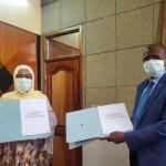 Tchad: comment la Fondation Grand Cœur de Hinda Déby s'est accaparée la lutte contre la pandémie du coronavirus
