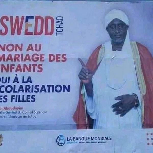 Journée internationale de la fille 2020 au Tchad: «non au mariage des enfants, oui à la scolarisation des filles»