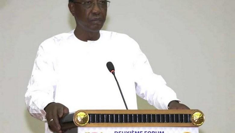 Le Tchad en marche vers une dictature héréditaire: le Maréchal peut désormais nommer l'un de ses fils vice-président