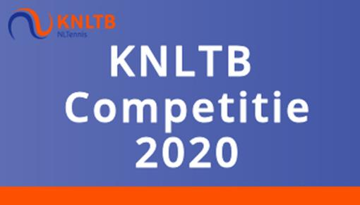 INDELING KNLTB COMPETITIE 2020 BEKEND!