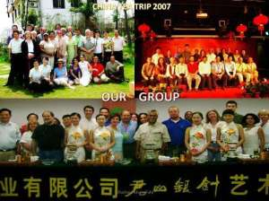 our group Dharlene