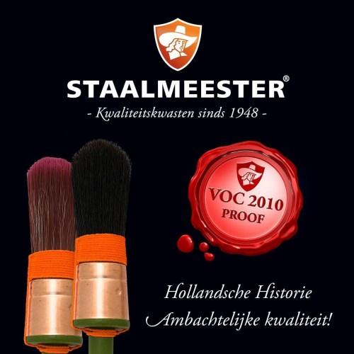 Staalmeester Brushes and Rollers