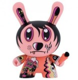 """Dunny"" is one of the most popular series by Kidrobot"