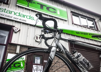 TCi racks up the miles in Cycle September challenge