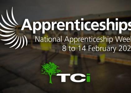 Celebrating National Apprenticeships Week