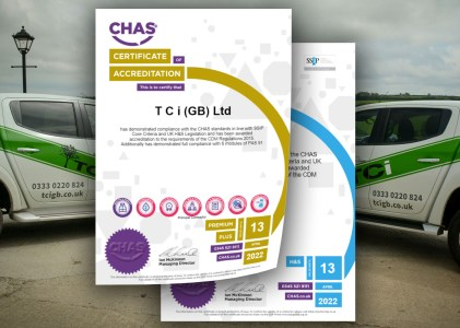 CHAS Premium Plus certified for another year