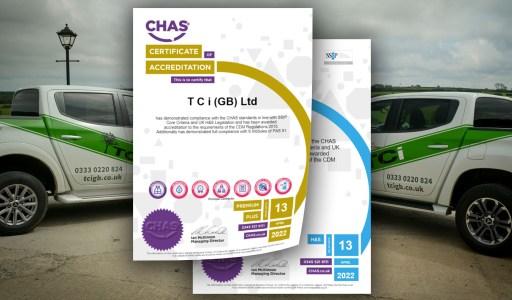 CHAS-accreditation-PAS91-ssip-premium-plus-procurement-construction-safety-health-certificates-tci