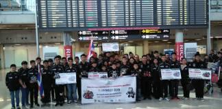 สุดยอด! เด็กไทยคว้าแชมป์โอลิมปิกหุ่นยนต์โลก 2016
