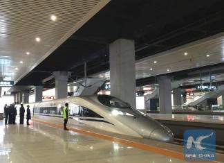 รถไฟความเร็วสูงคุนหมิง-ปักกิ่ง เปิดบริการแล้ว ใช้เวลา 13 ชม. ถึง