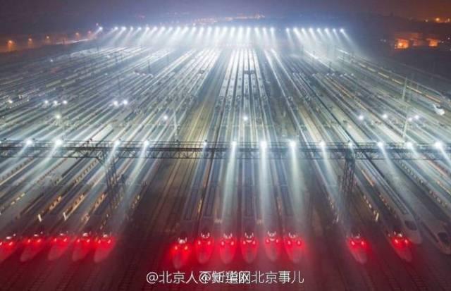 หนาแน่น!รถไฟเร็วสูงเตรียมให้บริการในช่วงเทศกาลตรุษจีน