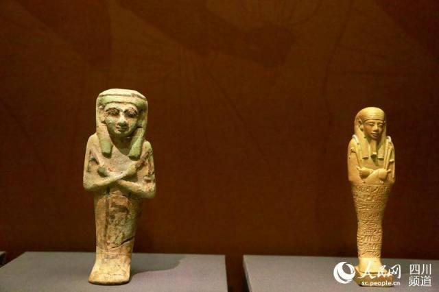 พิพิธภัณฑ์ในเฉิงตูเตรียมเผยโลกอียิปต์โบราณสู่สายตาชาวจีน