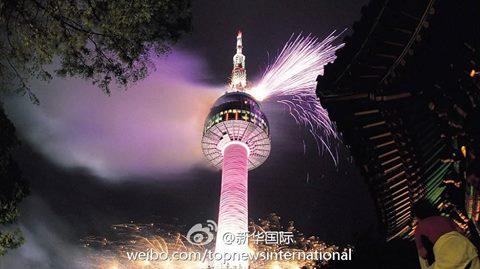 ปีที่ผ่านมาชาวจีนจำนวนมหาศาลแห่เที่ยวเกาหลีใต้