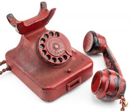 """สหรัฐฯประมูลโทรศัพท์ที่ฮิตเลอร์เคยใช้ออกคำสั่ง """"กวาดล้างผู้บริสุทธิ์"""""""