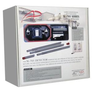 SL701KIT Duct Carbon Monoxide Detector Kit