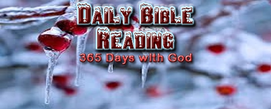 Daily Scripture Reading 2-3