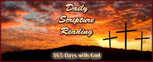 Daily Bible Reading June 2017