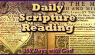 Daily Scripture Reading 1-22