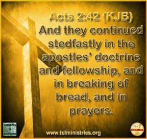 Acts 2:42