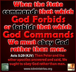 Acts 5:29