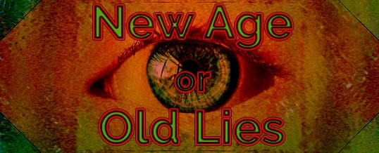 New Age or Old Lies L01 – Specific Definitions