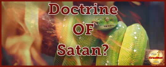 Doctrine of Satan – Part 4
