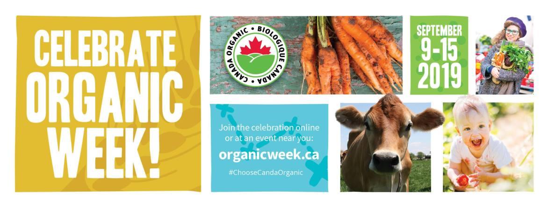 Canada National Organic Week