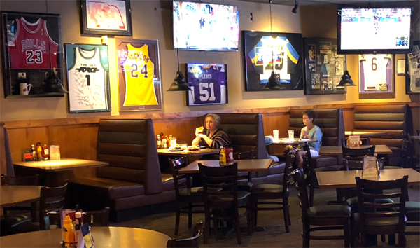 Tc Referee Locally Owned Sioux Falls Restaurant