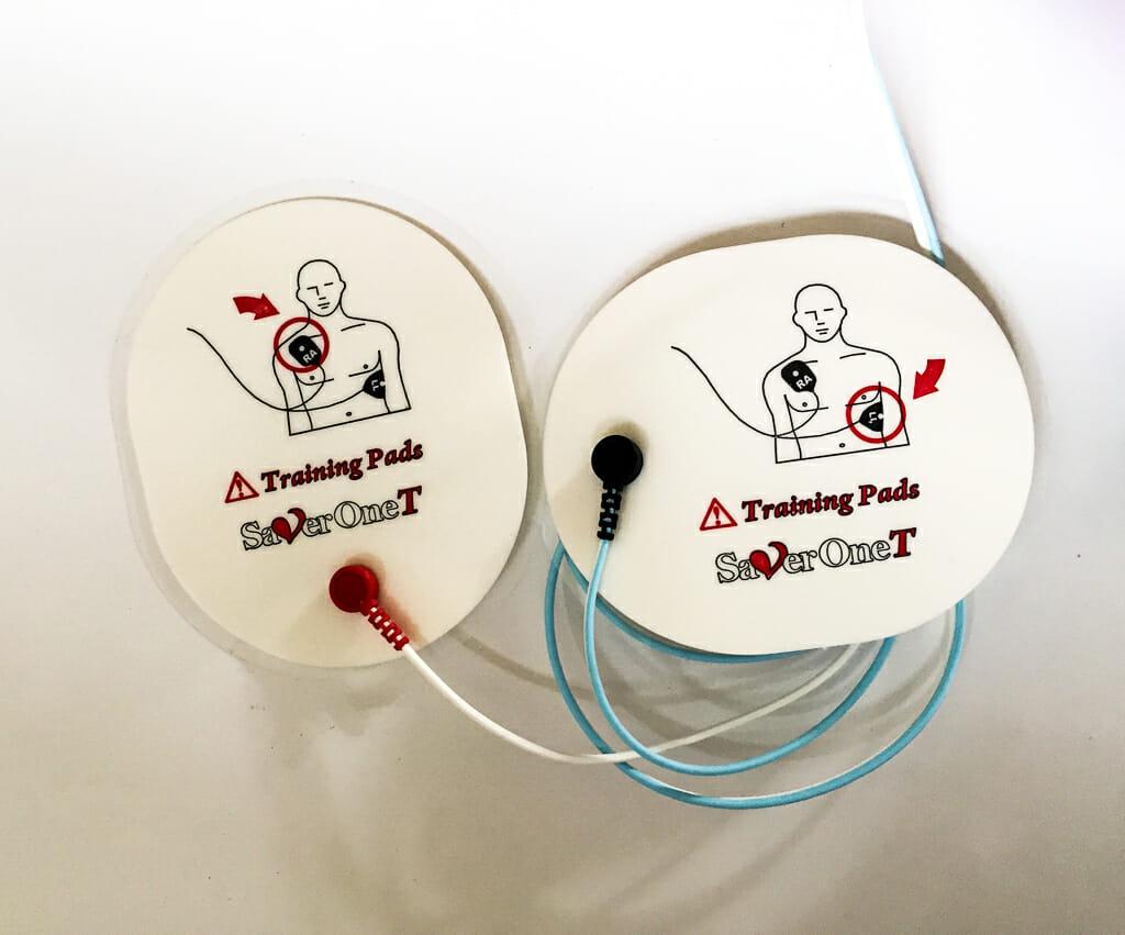 Erste Hilfe: Reanimation mit dem Laien-Defibrillator (AED)